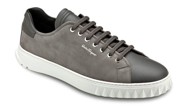 Salvatore Ferragamo presenta su nueva colección de calzado para hombre CUBE