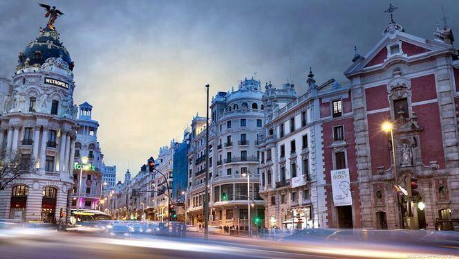 Más de 9,3 millones de turistas disfrutaron de la ciudad de Madrid en 2017
