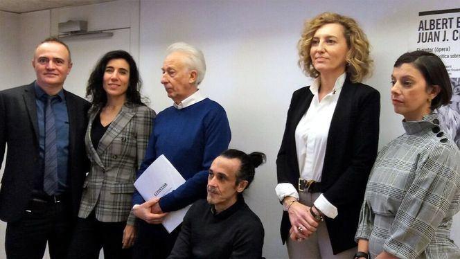 """Ópera """"El pintor"""". Picasso según Boadella"""