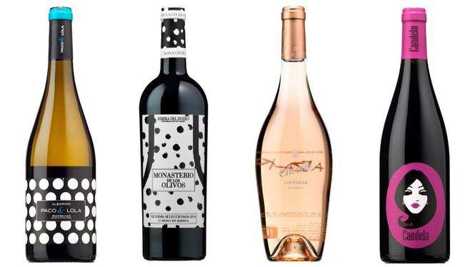 Propuestas de vinoseleccion para San Valentín