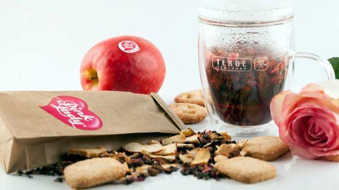 Pink Lady® Tea, un dulce afrodisiaco para San Valentín