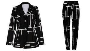 El traje de chaqueta perfecto