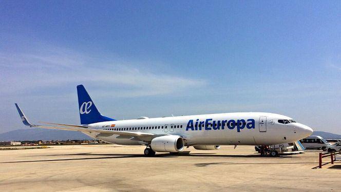 Air Europa crece en Roma con una tercera frecuencia diaria