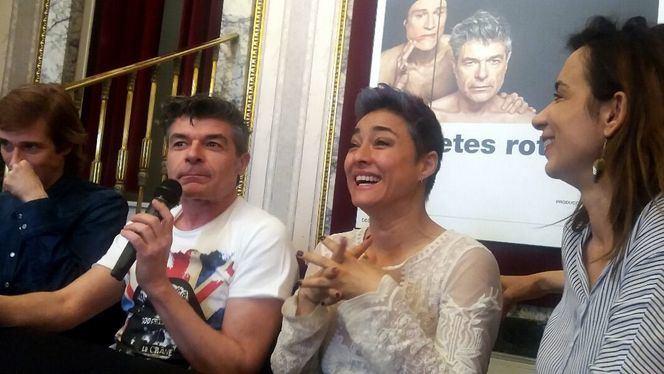 'Juguetes rotos' llegan al Teatro Español