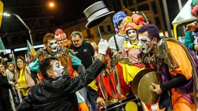 La singularidad del Carnaval de Montevideo