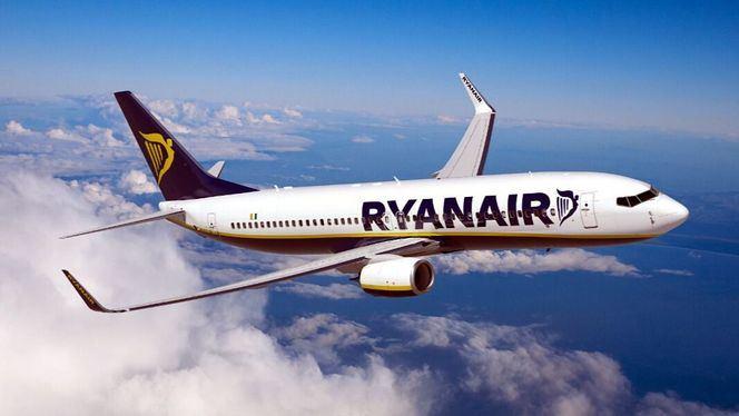 El tráfico de Ryanair en enero aumentó un 6%, alcanzando los 9,3 millones de clientes