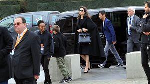 Angelina Jolie - Paris