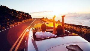 Viaje de enamorados