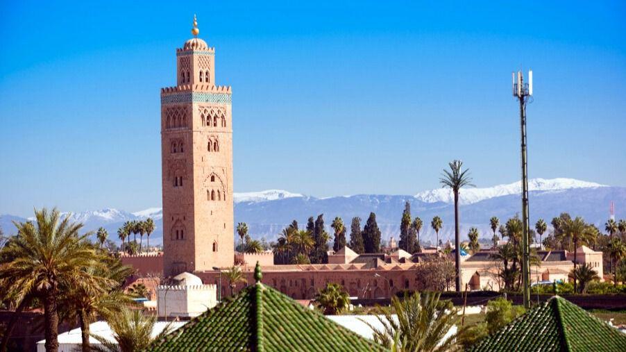 Ceav organiza las jornadas t cnicas en marrakech inout for Oficina turismo marruecos