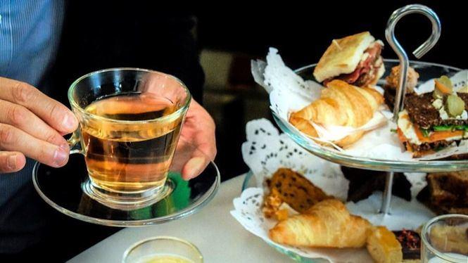 Vuelve la hora del té al más puro estilo británico