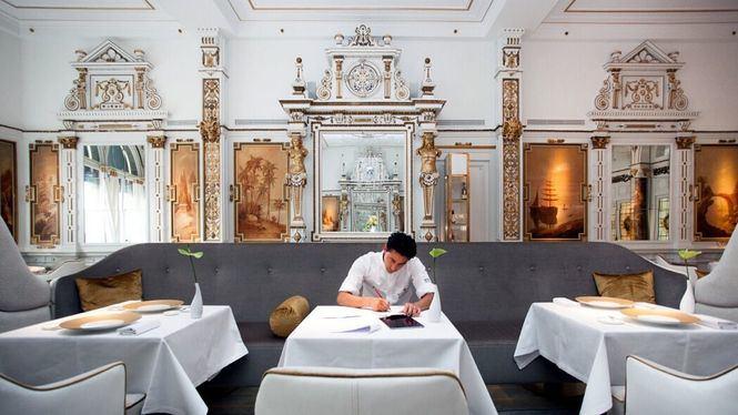 El restaurante The White Room galardonado con su primera estrella Michelin