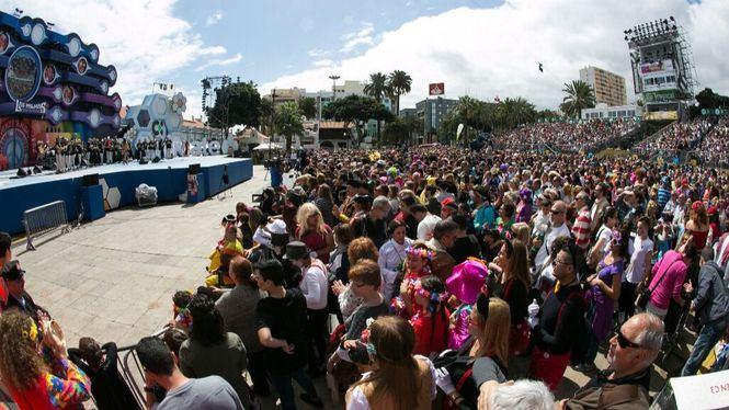 Los actos más importantes del Carnaval de Las Palmas de Gran Canaria