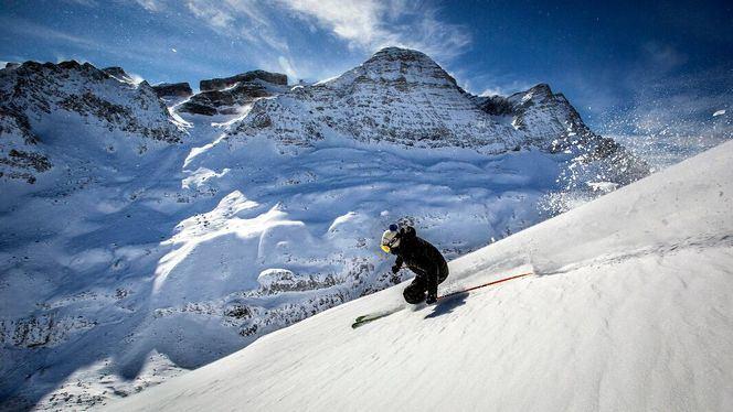 Los Pirineos: esquiar en el País de la brecha Divina