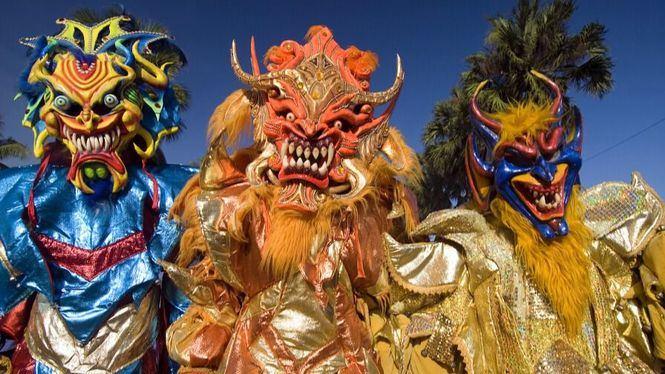 El Carnaval en República Dominicana
