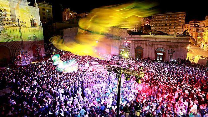 Castellón revive sus orígenes con sus fiestas de la Magdalena