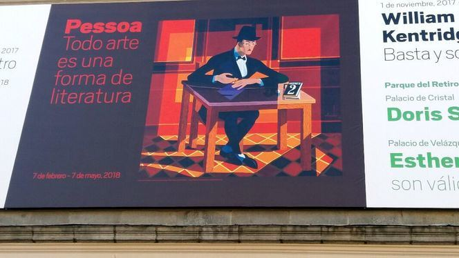 Pessoa y la vanguardia portuguesa en el Museo Reina Sofía