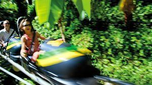 Bobsled en Jamaica
