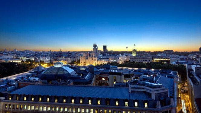 Seagram's New York Hotel vuele a Madrid en el NH Collection Suecia
