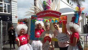 Fuentealta busca el 'selfie' carnavalero más atrevido
