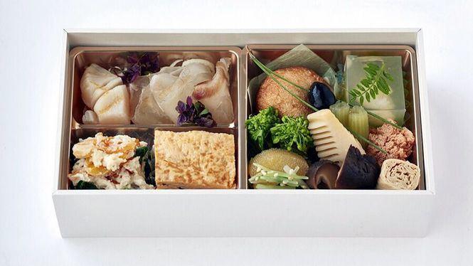 Finnair ofrece un menú de autor japonés en su clase business