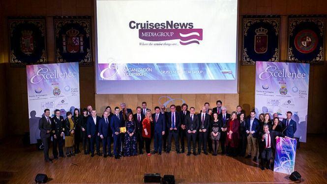 Princess Cruises mejor naviera Premium 2017 en los Premios Excellence de Cruceros