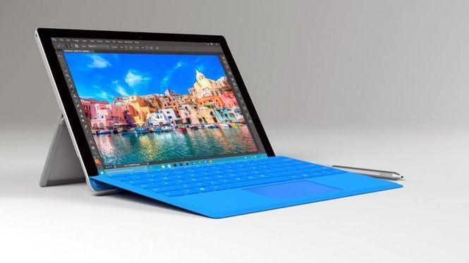 Microsoft celebra el quinto aniversario de Surface Pro