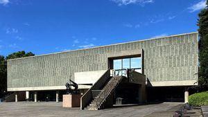 National Museum of Western Art Tokyo. Le Corbusier  de Japón