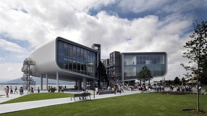 La Fundación Botín presenta el Centro Botín en la Feria Internacional de Arte Contemporáneo de Madrid