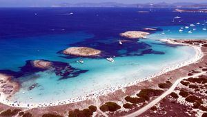 La playa de Ses Illetes entre las diez mejores de Europa