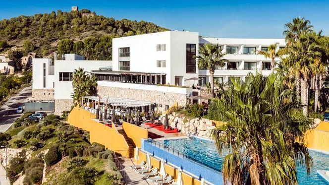 Dolce Sitges, un 5 estrellas con increíbles vistas al mar en Sitges