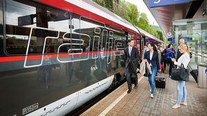 Descubrir Austria en tren
