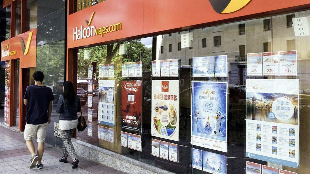 Halc n viajes lanza la campa a espectacular para viajar a precios exclusivos inout viajes - Oficinas viajes halcon ...