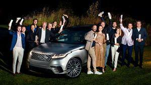 Premios Land Rover Born. Gamadores
