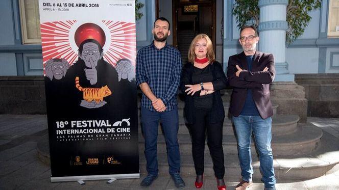 18 ª edición Festival Internacional de Cine de Las Palmas de Gran Canaria