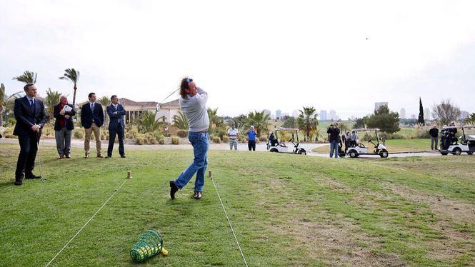 Alicante celebra el Costa Blanca-Benidorm Senior Masters