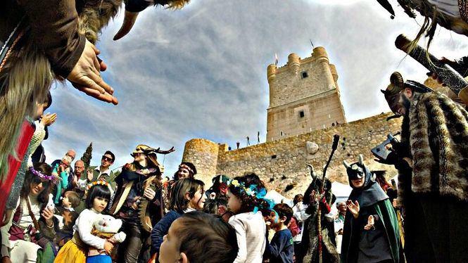Fiestas del Medievo de Villena, un viaje a la historia