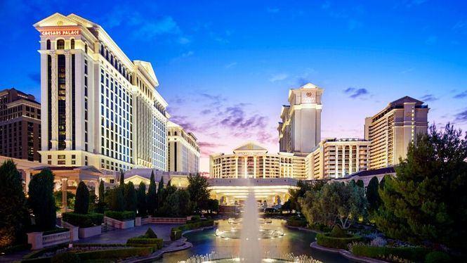El Caesars Palace y el The Cromwell de Las Vegas Premios Forbes 2018