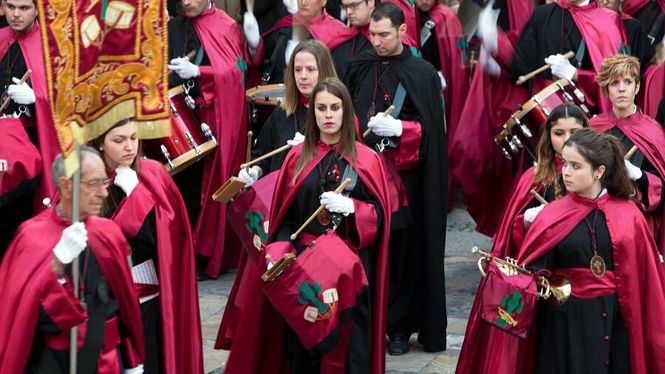 Tarragona anima a vivir con pasión la Semana Santa más importante de Cataluña