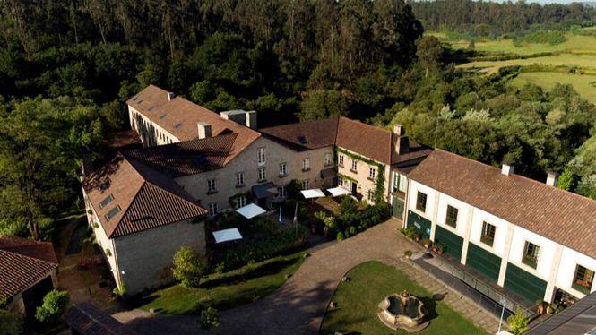 El Eco-hotel a Quinta da Auga planta arboles con sus reservas de marzo de 2018