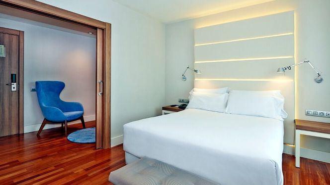 El hotel NH Les Corts reabre sus puertas como referente en Barcelona