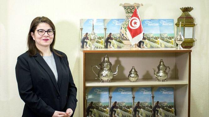 La Oficina de Turismo de Túnez para España y Portugal presenta a su nueva directora en la BTL