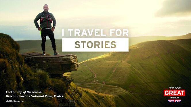 Encuentra tu Gran Bretaña la nueva campaña de imagen de VisitBritain