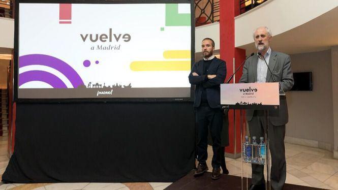 Vuelve a Madrid, un programa de fidelización turística de la ciudad