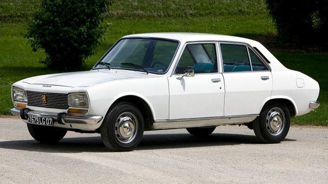 Peugeot 504, 50 años del modelo que inauguró el estilo moderno de la marca