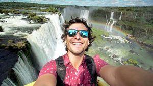 Alan Estrada se reúne con sus seguidores en la Semana Traveling