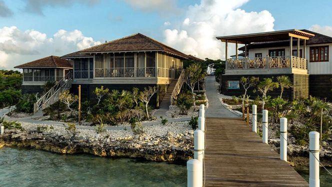 Lumina Point, el nuevo hotel boutique de Exumas