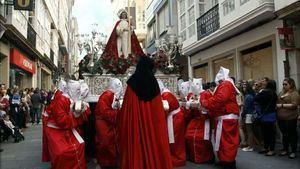 La Semana Santa de Ferrol, cuatro siglos de historia popular
