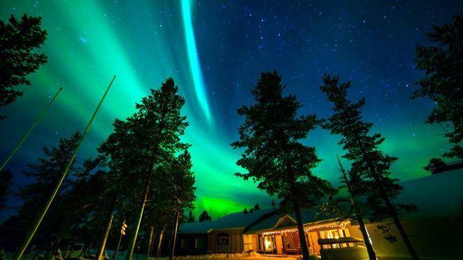 Los siete mejores alojamientos para ver auroras boreales