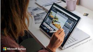 Ya disponible en España el nuevo Surface Book 2