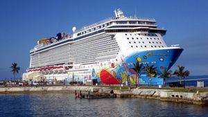 Sueños placenteros con Norwegian Cruise Line